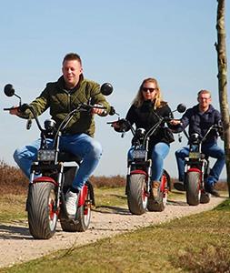 E-Chopper tour Venlo